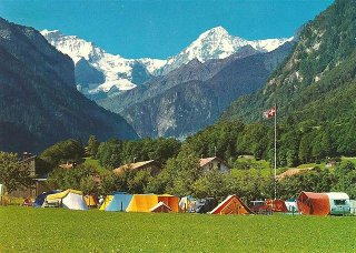 Camping Zwitserland