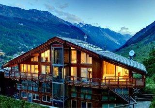 Chalets Zwitserland